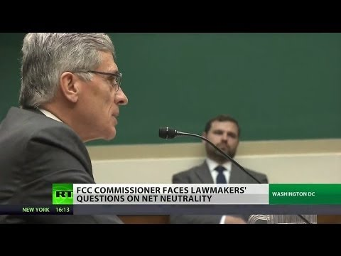 FCC Chair grilled by Congress over Net Neutrality rules