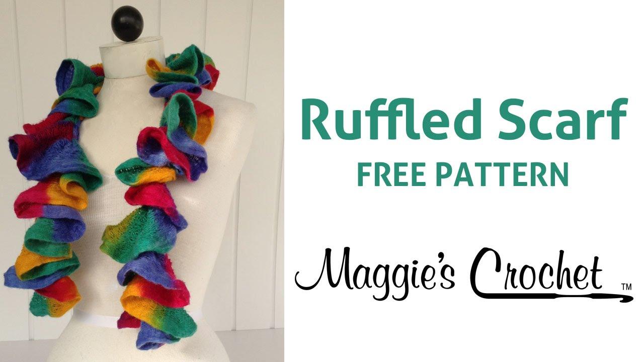 Starbella strata ruffled scarf free crochet pattern right handed starbella strata ruffled scarf free crochet pattern right handed youtube dt1010fo