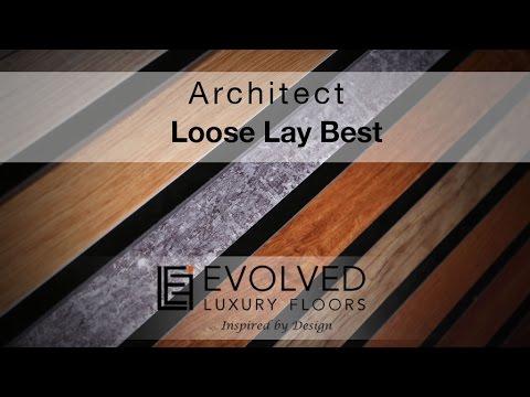 Architect Best Loose Lay Vinyl Planks Karndean LooseLay