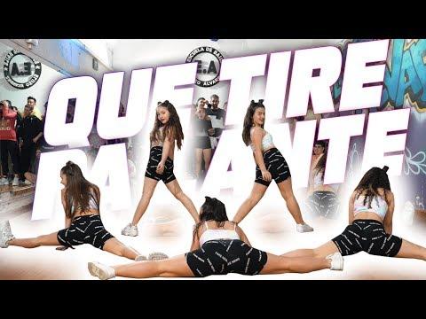 QUE TIRE PA LANTE - Daddy Yankee | Choreography Emir Abdul Gani