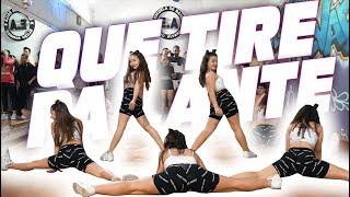 Download Lagu QUE TIRE PA LANTE - Daddy Yankee | Choreography Emir Abdul Gani Terbaru