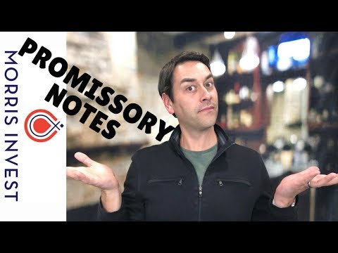 How To Use Promissory Notes