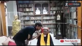 தள்ளாத வயதிலும் காவிரி போராட்டம் - கலைஞர் வீடியோ - Karunanidhi   Cauvery   Udhayanidhi Stalin