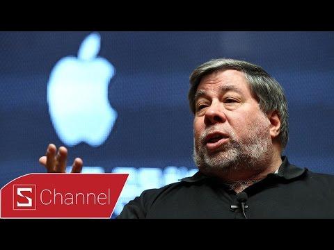 Schannel - Steve Wozniak: Từ cậu bé thiên tài cho tới nhà đồng sáng lập tài ba của Apple