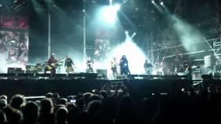 Ska-P - Romero El Madero (Topfest 2013)