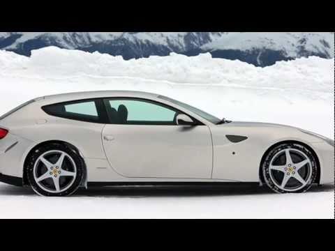 2012 Ferrari Ff Silver 63 V12 4wd 660 Cv 697 Mkgf 335 Kmh Youtube