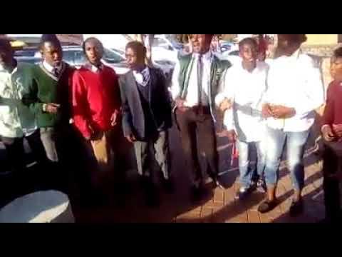 Talented Mzansi school kids acapella (Nomvula Acapella)