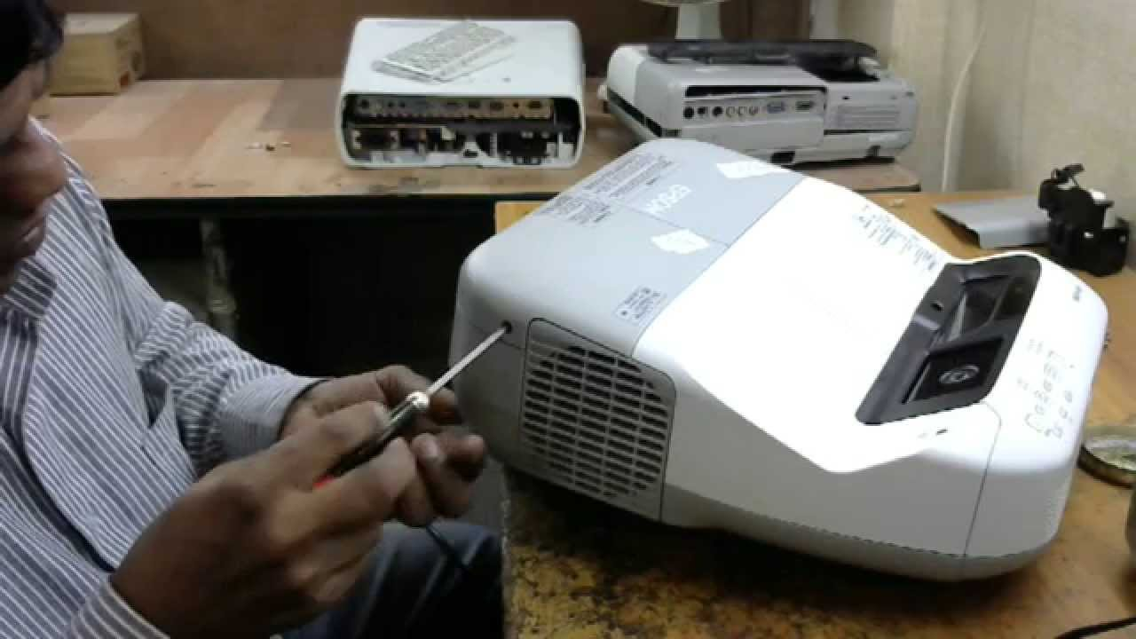 epson eb 475wi projector, problem is dull displayand sollution