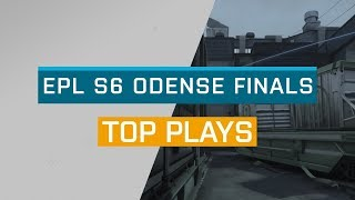 CS:GO - Top Plays: ESL Pro League Season 6 Odense Finals