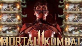 Mortal Kombat 11 - 'Towers Of Time' Skarlet Exclusive Gameplay 1080p HD Exclusive