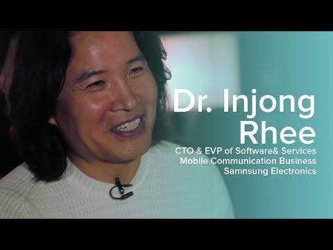 Dr. Injong Rhee, Samsung Electronics