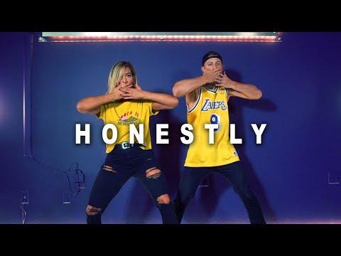 HONESTLY - Gabbie Hanna & Matt Steffanina Dance + Q&A