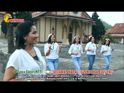 GLORIA HALELLUYA - Ernestyn Ledo Neto, Lagu Natal Terbaru 2018