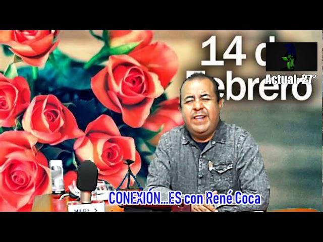 CONEXIÓN...ES 14 DE FEBRERO