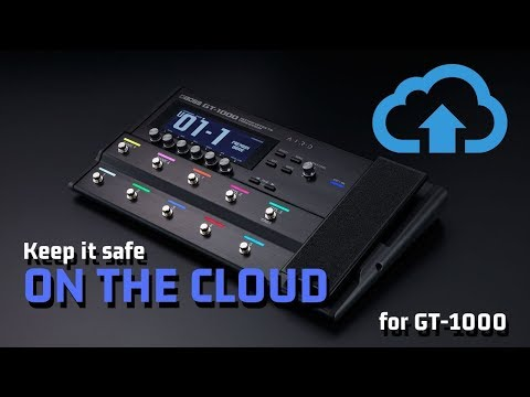 ADVANCED BOSS GT-1000 #6 (CLOUD, BLUETOOTH & APP)