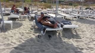 Я САМА. Кипр. Пляж Нисси бич Айя Напа.