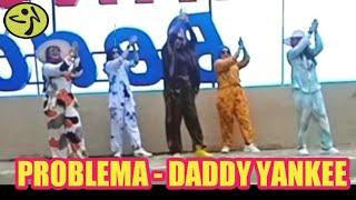 PROBLEMA - DADDY YANKEE - ZUMBA - SENAM KREASI