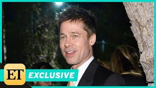 Brad Pitt Not Looking To 'leap' Into Serious Relationship  Exclusive