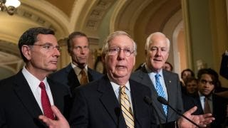 Sen. McConnell to soften on revenue-neutral tax plan: Gasparino thumbnail