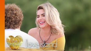 FIRST LOOK: Eyal and Alex Compete to Impress Megan | Love Island 2018