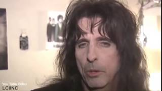 Alice Cooper: -The World Belongs to Satan | Christianity