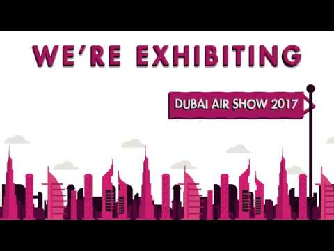 VHR are exhibiting at the Dubai Airshow 2017