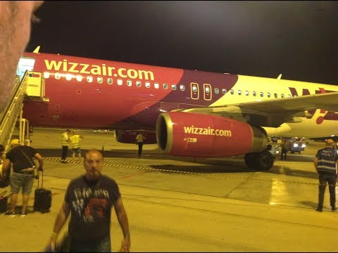 [TRIPREPORT] WIZZ AIR| Sofia-Varna| Airbus A320-232