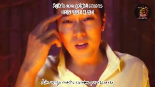 So Ganzi (BLACK) - 소지섭 (So Ji Sub) (Feat. SOUL DIVE, NEWDAY) [Sub Esp - Hang - Rom]
