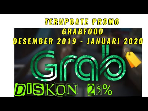 Promo Grabfood Desember 2019 Januari 2020 Youtube