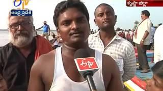 Grandly Started Boats racing in Nagayalanka