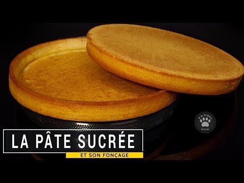 La pâte sucrée (Recette - Fonçage - Cuisson)