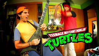 TMNT - Theme Song (Original)  - por Johann Vargas