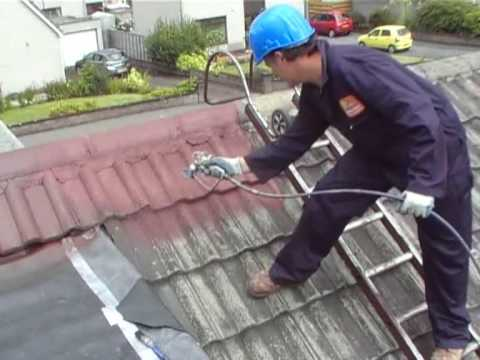 Kolourseal Roof Renovation Www Kingfisheruk Com Youtube
