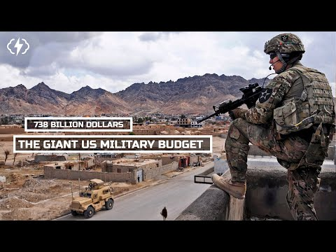 Why Does The US Spend So Much On The Military?