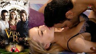 Montserrat  y José Luis consuman su matrimonio | Lo que la vida me robó - Televisa