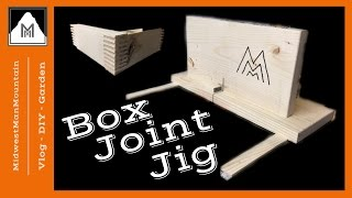 How to Make a Box Joint Sled