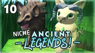 A Fearsome Friend! | Niche Let's Play • Ancient Legends - Episode 10