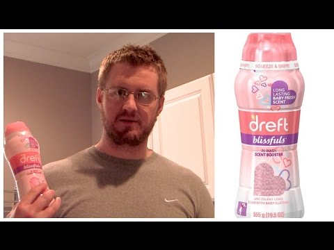 Dreft Blissfuls In-Wash Scent Booster Review