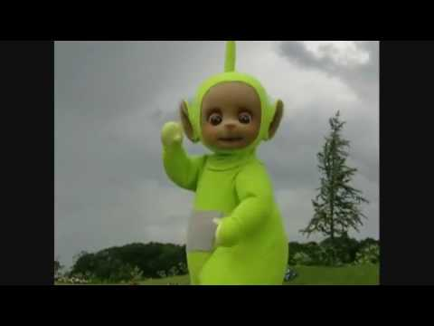 Teletubbies dancing to Major Lazer  Bubble Butt feat Bruno Mars, 2 Chainz, Tyga & Mystic