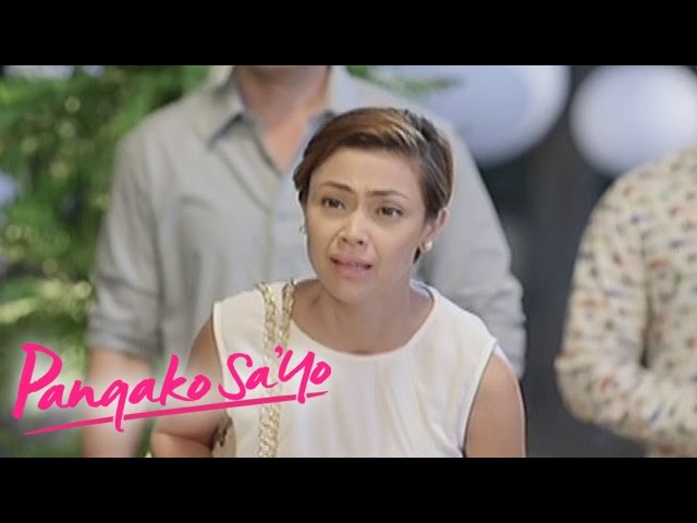 Pangako Sa'Yo: Can't be married