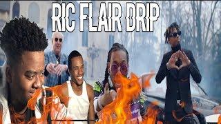 REACTION 🔥🔥21 Savage, Offset, Metro Boomin - Ric Flair Drip