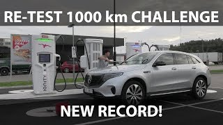 Mercedes EQC from Frankfurt to Oslo part 2