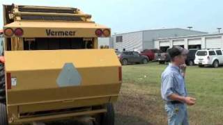 Vermeer Balers with GP Kubota