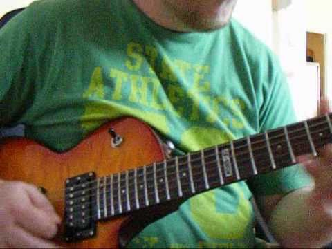 LTD EC-100QM FCSB guitar review w/Soundclips