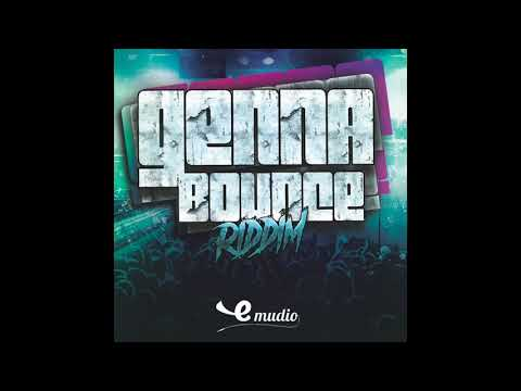 GENNA BOUNCE  RIDDIM INSTRUMENTAL  (EMUDIO RECORDS)
