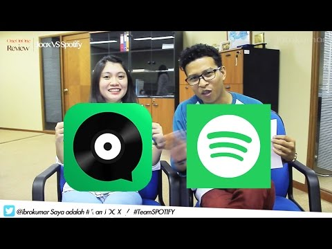 OneOnOne Review : JOOX VS SPOTIFY