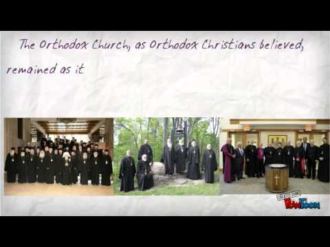 The Orthodox Church of America: A Theology Project brought to you by Gifmira Pepito ABMC/CC-III