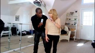 Rehearsal as Hosts for Big Apple Indie Music Series - Dianne Wesley & Charlii