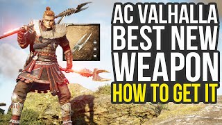 Best New Weapon Gae Bolg In Assassin's Creed Valhalla Wrath Of The Druids (AC Valhalla DLC)