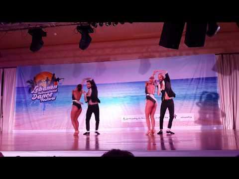 Dance n' Attitude DNA at the Lebanon Int'l Dance Festival 2013